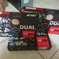 VGA AMD ASUS RX 580 / RX580 DUAL 8GB DDR5