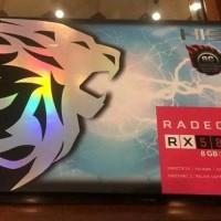 VGA Card HIS Ati Radeon RX 580 8 GB GDDR5 OC PCI E