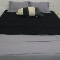 An805 Bedcover Set Badcover Japan Design Bad Cover Katun Jepang Bed Co