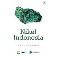 Nikel Indonesia - Prof. Dr. Ir. Irwandy Arif P-13