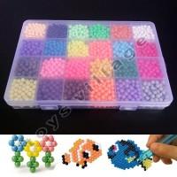 Mainan Kreatif Edukasi anak AquaBeads Aquabead Aqua Bead Beads bedos