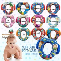 dudukan toilet anak / potty seat training / ring closet