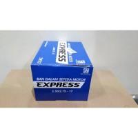 Ban Dalam Motor Express 250/275-17 atau 70/90-17 atau 80/90-17