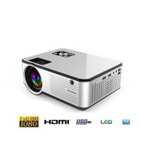 Cheerlux C9 Mini LED 720P Projector 2800 Lumens Analog TV Tunner