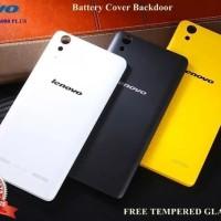 Backdoor Lenovo A6000 Back Cover tutup belakang Back Case