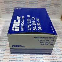 Ban Dalam Motor IRC 275/300-18 atau 80/90-18 atau 90/90-18