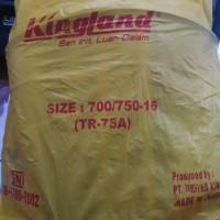 Ban Dalam Mobil Kingland Ukuran 700/750 Ring 16 Pentil Panjang