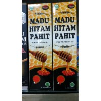 Madu Hitam Pahit Kharisma Premium 500 gr obat diabetes
