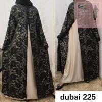 Abaya Saudi Dubai 225 Alhambrud
