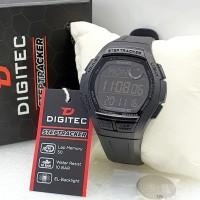 Jam Tangan Pria Digitec Original Digital Tracker Garansi 1 Tahun