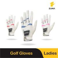Zuna Gloves Golf Ladies Wave