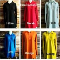 Promo Jumbo Xxxl Baju Kaos Krah Tunik Muslimah Polo Lacoste Olahraga