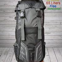 Tas ransel gunung 65 liter-Tas gunung-Tas outdoor-Tas carrier