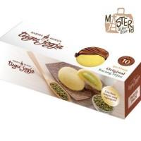 Enak (Isi 10)Bakpia Kukus Tugu Jogja Packing Dus Pia Original Brownies