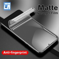 HYDROGEL MATE HUAWEI P20 FRONT BACK ANTI GORES NON TEMPERED - MATTE, BELAKANG