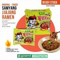 (ORI) (OPEN RESELLER) Samyang Hot Chicken Ramen JJAJANG (Black Bean)