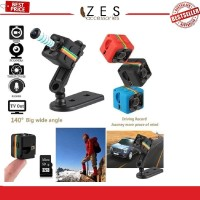 Promo SPY CAM SQ 11 FULL HD 1080P CAMERA MINI DV SQ 11 KAMERA SPY 12MP