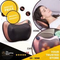 Bantal Pijat Otomatis | Bantal Refleksi | Healty Pillow Therapy