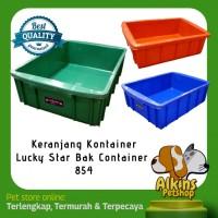 Keranjang Kontainer / Lucky Star Bak Container 854