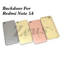 Backdoor Tutupan Baterai Back Casing Xiaomi Redmi Note 5A