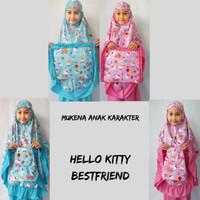 Mukena Anak Hello Kitty Best Friend