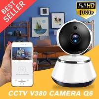 Eirepower HD CCTV camera Wifi 720P Camera Night Vision Motion Detect - Putih