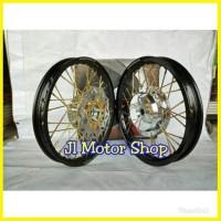14 Sepaket Tdr Ring Velg Beat Vario 125 Scoopy 150