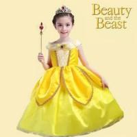 B2W2 Kostum Princess Anak / Dress Princess Anak / Baju Ulang Tahun Ana
