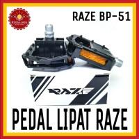 RAZE BP-51 Pedal Lipat Bearing Sepeda Lipat