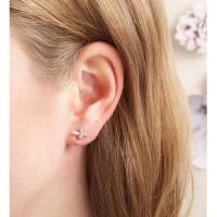 Anting Olivia Burton Bejewelled Bee Earrings OBJ16AME26