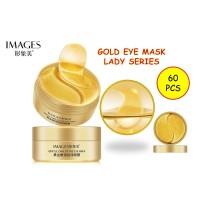 IMAGES 24K GOLD EYE MASK LADY SERIES Anti Aging Anti Kerut