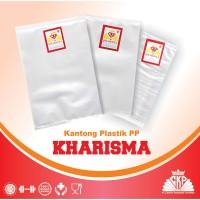 Plastik Laundry PP 30x45 35x50 kiloan kantongan baju 4kg 5kg MURAH