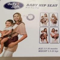 Gendongan Bayi Bekas. Baby Hip Seat Baby Safe Fatimahstore55