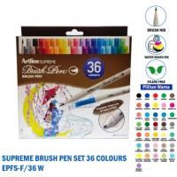 Artline Brushpen Supreme Fine SET 36 - Brush pen