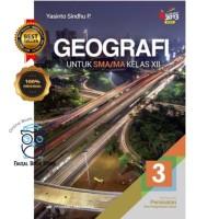 Buku Geografi SMA Kelas 12/XII Kelompok Peminatan Penerbit Erlangga