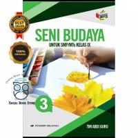 Buku SENI BUDAYA SMP KELAS 9/IX PENERBIT ERLANGGA