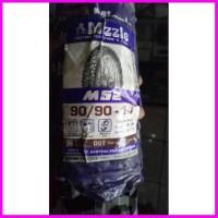 Ban Luar Mizzle Ukuran 90/90/14 Allmetic 14 M52 Kembang Ring
