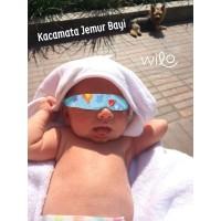 KACAMATA JEMUR BAYI / BABY EYE MASK / PROTECTOR - WILO