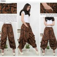 NEW Celana Batik Refana Long Pants Aladin Jogger Wanita All Size