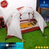 Tenda 2 Orang Big Adventure Pangrango Original Resmi
