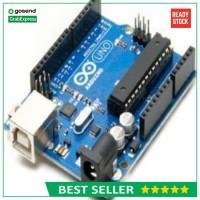 Arduino Uno R3 Atmega328 Dip 16U2 Tanpa Kabel Usb Print