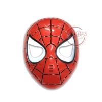 Setelan Anak Laki-Laki 2-9 Thn Spiderman Kepala Baju Anak Laki-Laki