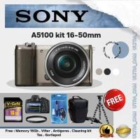 Sony Alpha A5100 kit 16-50mm ALPHA 5100 kit 16-50 paketan
