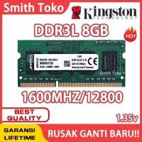 Memori Laptop DDR3L 8GB KINGSTON PC3L-12800