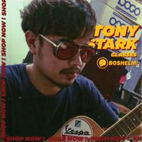 Kacamata Tony Stark Kacamata Steampunk Kacamata Retro