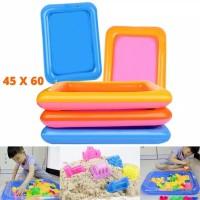 Alas Balon/Tatakan Mainan Pasir Ajaib/Tatakan Balon Alas Bermain Anak