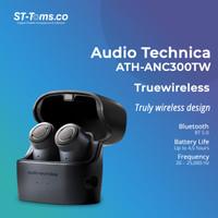 Audio Technica ATH ANC300TW ANC In-Ear Wireless Headphone