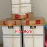 Lemari Pakaian Plastik 4 Susun Lion Star Arafahnila1