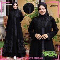 ALMA EXCLUSIVE ABAYA TURKEY 01
