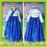 baju korea putri Fashion Bayi & Anak Pakaian Anak Perempuan Kostum Ana